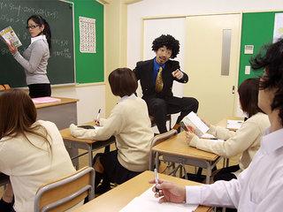 Eri Hoshikawa tricked into screwing