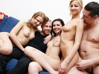 Sex-hungry ash-blonde honey luvs..