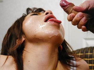 Chinese gigantic titty stunner Airi..